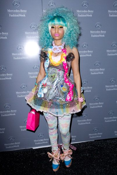 funky town Hello Jive turkey Pinterest Funky fashion and Fashion - nicki minaj halloween ideas