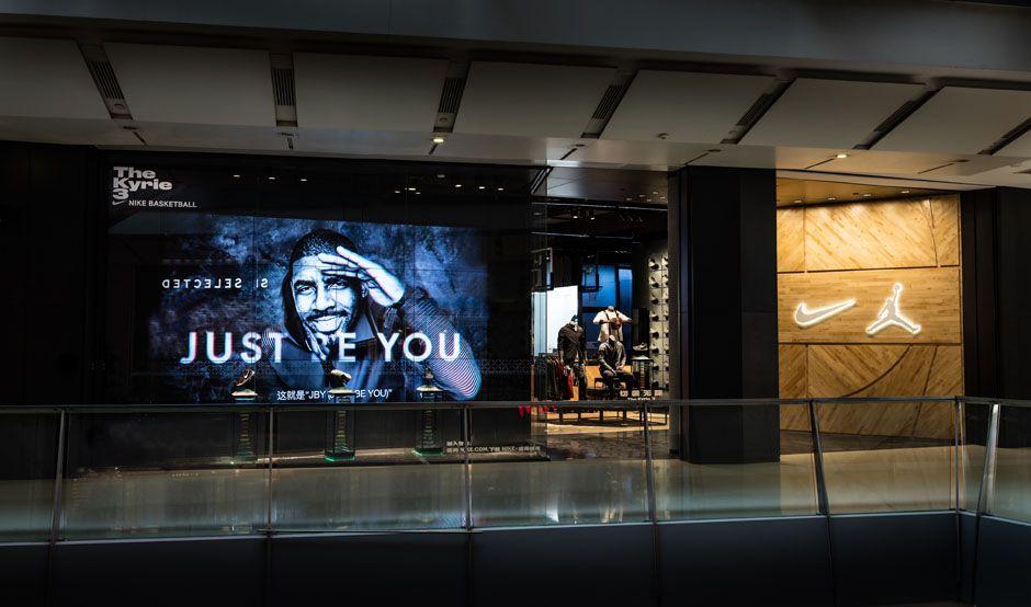 Nike and Jordan Basketball Experience Store Beijing | SneakerNews.com