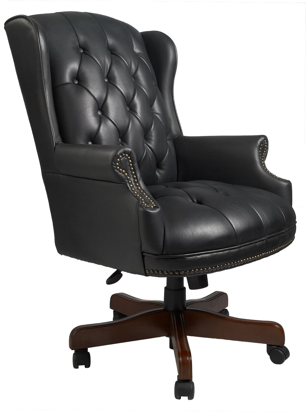Astrid Tufted Office Chair Traditional office chairs