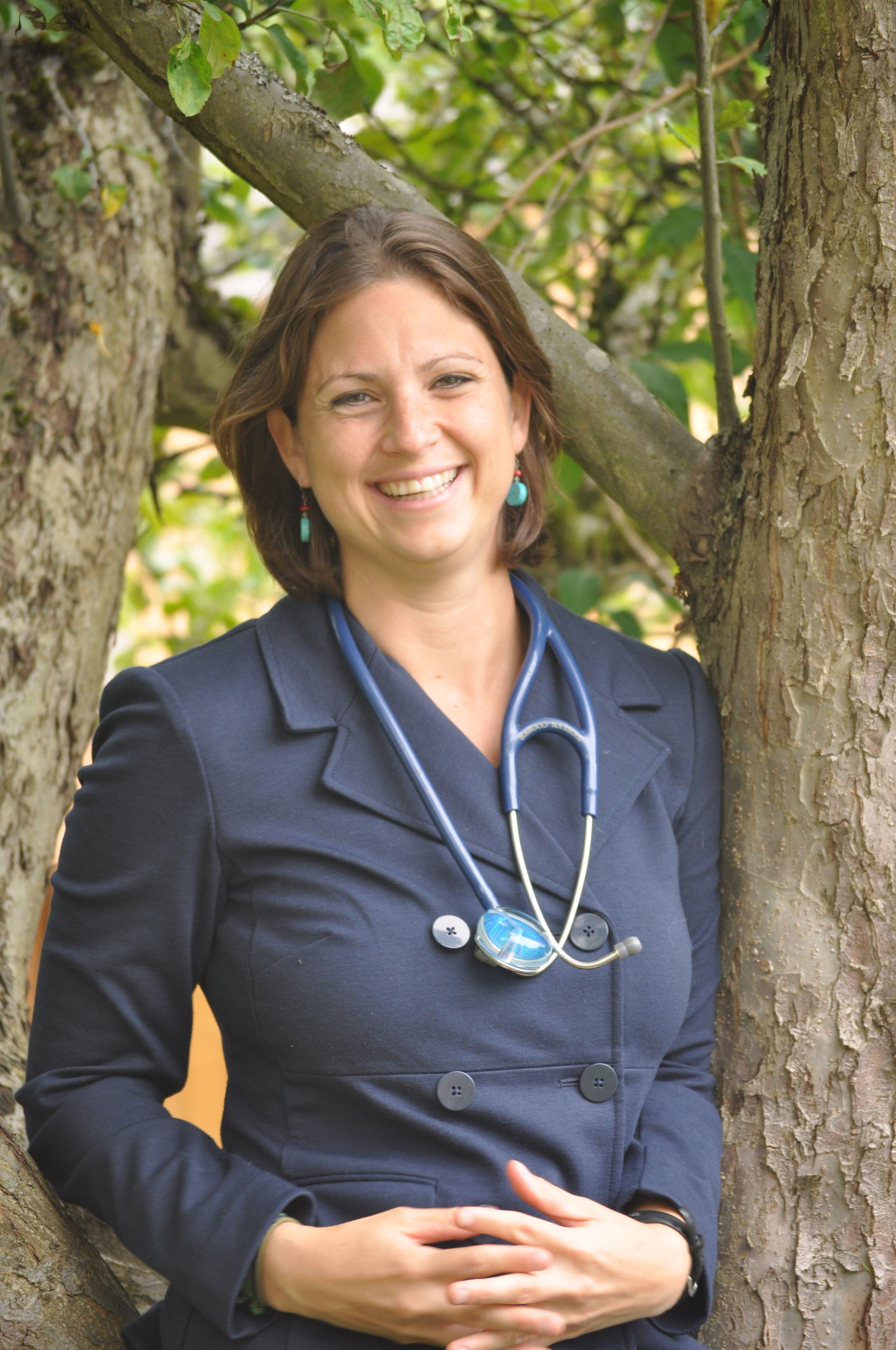 Dr. Jocelyn Cooper Naturopathic Doctor Bend and