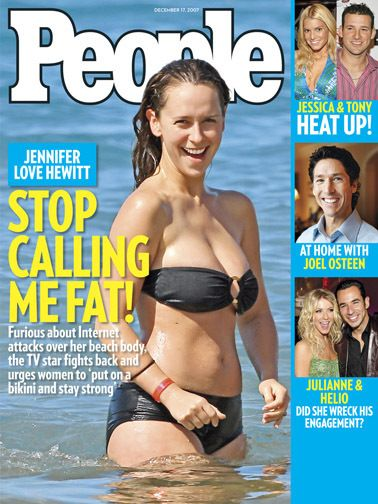 Mirror Mirror Off The Wall What S Up With All Of The Recent Size 8 Pride And Wha Jennifer Love Hewitt Jennifer Love Hewitt Bikini Jennifer Love Hewit