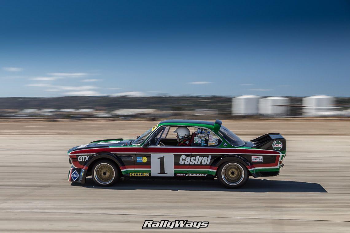 Vintage BMW 3.0 CSL Batmobile - San Diego car shows, meets and races ...