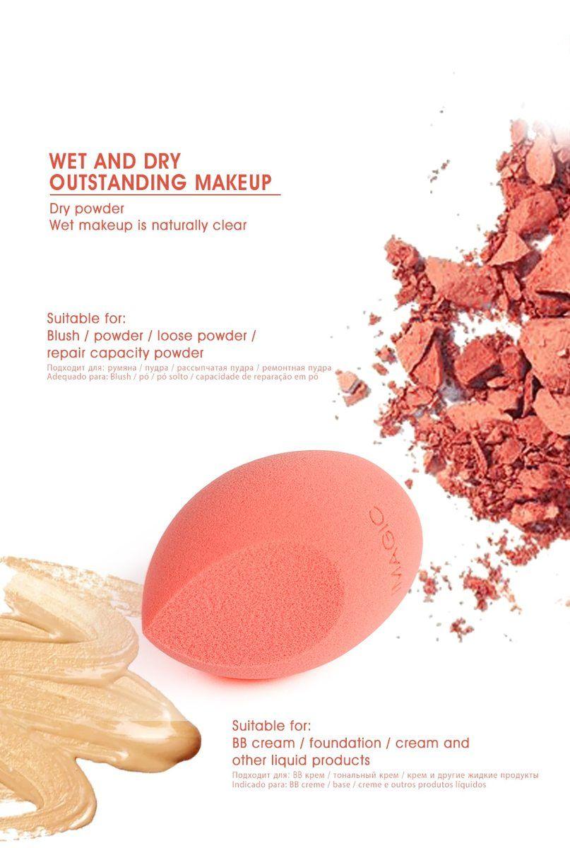 Imagic Makeup Sponge Professional Cosmetic Puff For Foundation Conceal Lynda Anne Makeup Sponge Cream Concealer Foundation Concealer