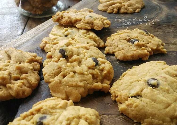 Resep Brown Sugar Choco Chips Cookies Oleh Mbaiyya Resep Makanan Dan Minuman Makanan Resep Makanan