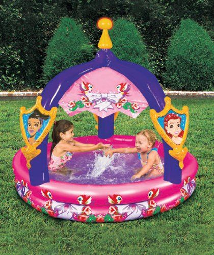 Disney Princess Canopy Pool 2015 Amazon Top Rated Kiddie Pools #Toy & Disney Princess Canopy Pool 2015 Amazon Top Rated Kiddie Pools ...