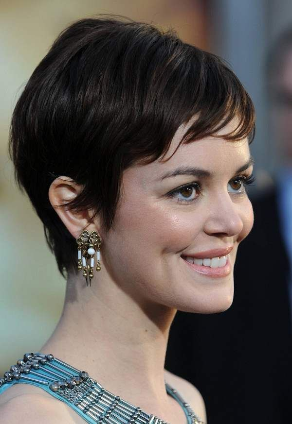 35 Awesome Short Hairstyles for Fine Hair   Fine hair, Short ...