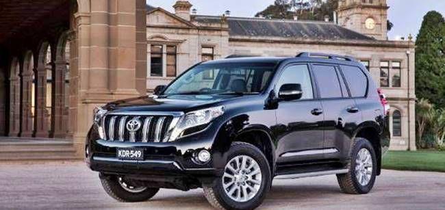 Toyota Prado 2018 New Model Redesign Price Interior  20182019