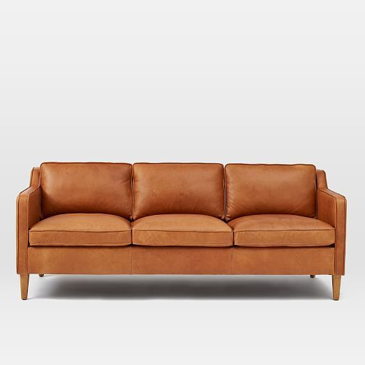 Hamilton Leather Sofa 81 Furniture Sofa Leder