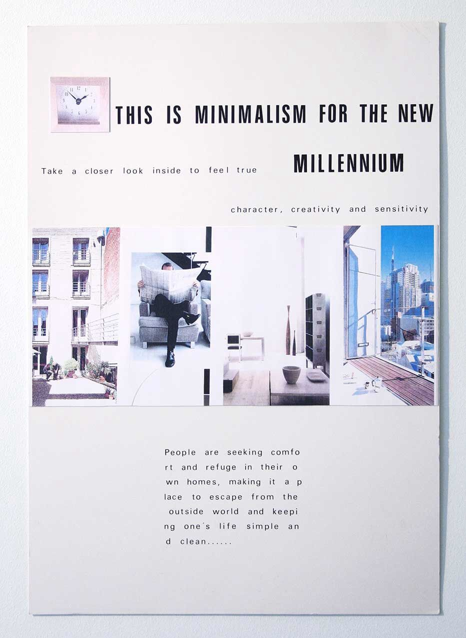 Minimalism for a busy lifestyle
