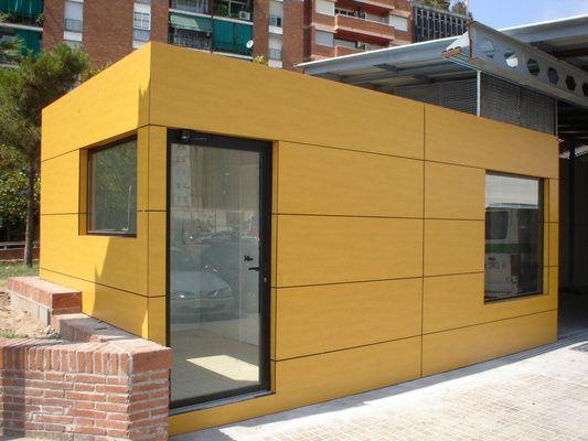 Keysel soluciones modulares venta y alquiler de modulos for Construccion de oficinas modulares
