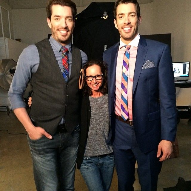 On set etsyca etsy with the fabulously tall for How tall are the property brothers
