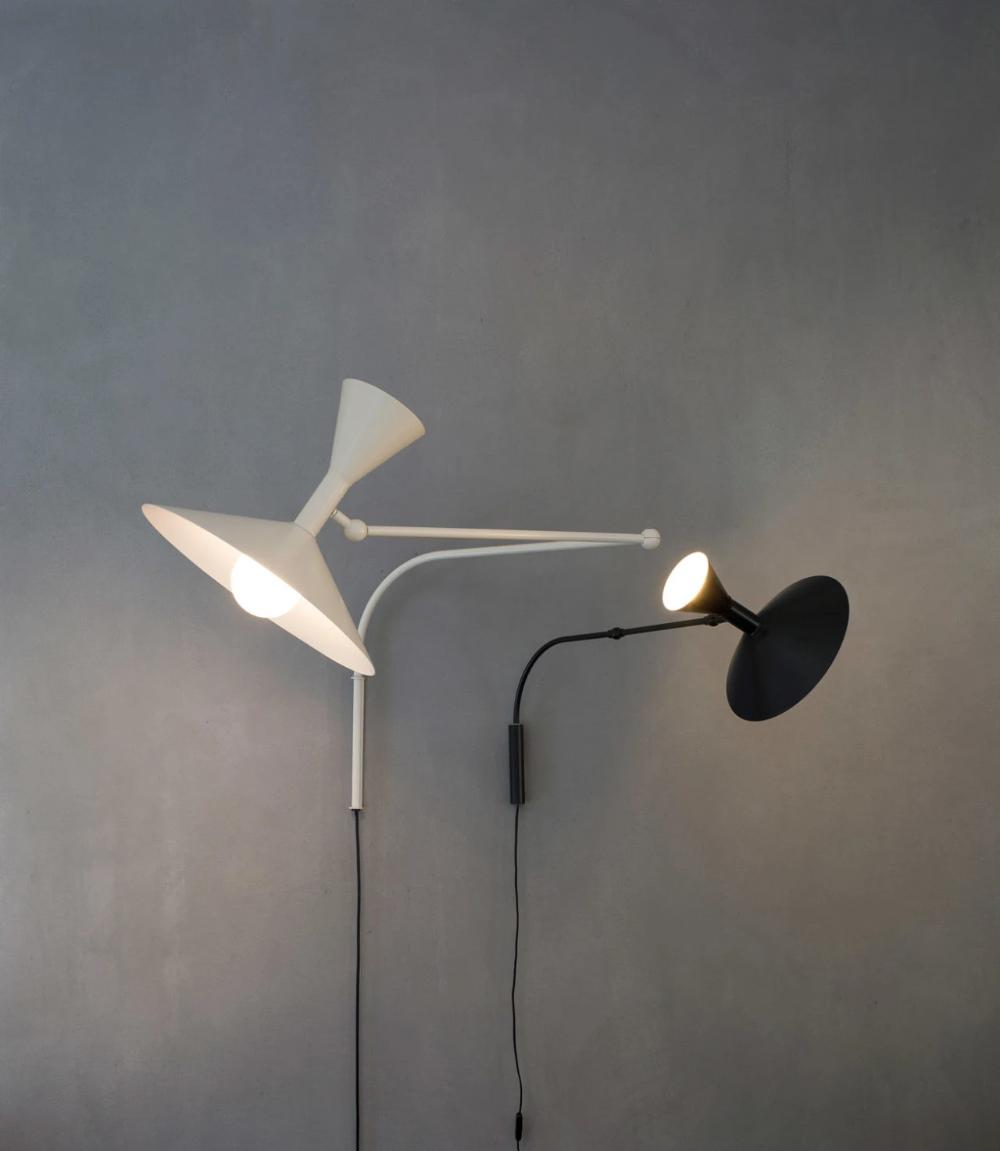 Lampe De Marseille Lampe De Marseille Wall Lamp Mooielight In 2020 Adjustable Wall Lamp Metal Wall Light Wall Lamp