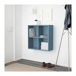 EKET Schrank Mit 4 Fächern, Hellblau   Hellblau   IKEA