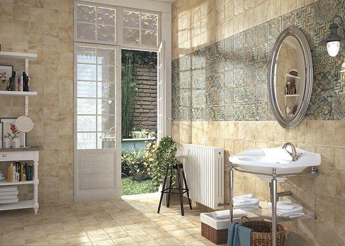Mainzu #Ravena Pietro Blu cm 20x20 cm #Feinsteinzeug #Dekore - boden für badezimmer