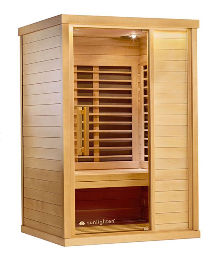 portable home sauna benefits
