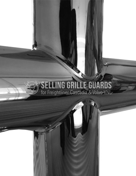 Pin By Grilleguard On Freightliner Cascadia Grille Guard