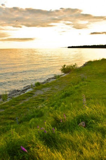 One Of The Most Peaceful Spots In Cobourg Discover Canada