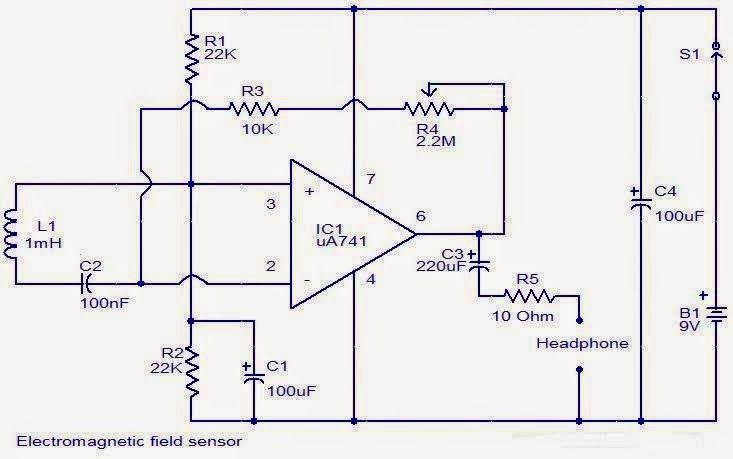 Electromagnet Circuit Diagram Loop Diagram - Schema Diagram Preview