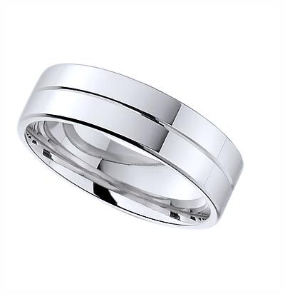 cool The Elegant Gift 18ct White Gold Wedding Ring Check more at http://jharlowweddingplanning.com/the-elegant-gift-18ct-white-gold-wedding-ring