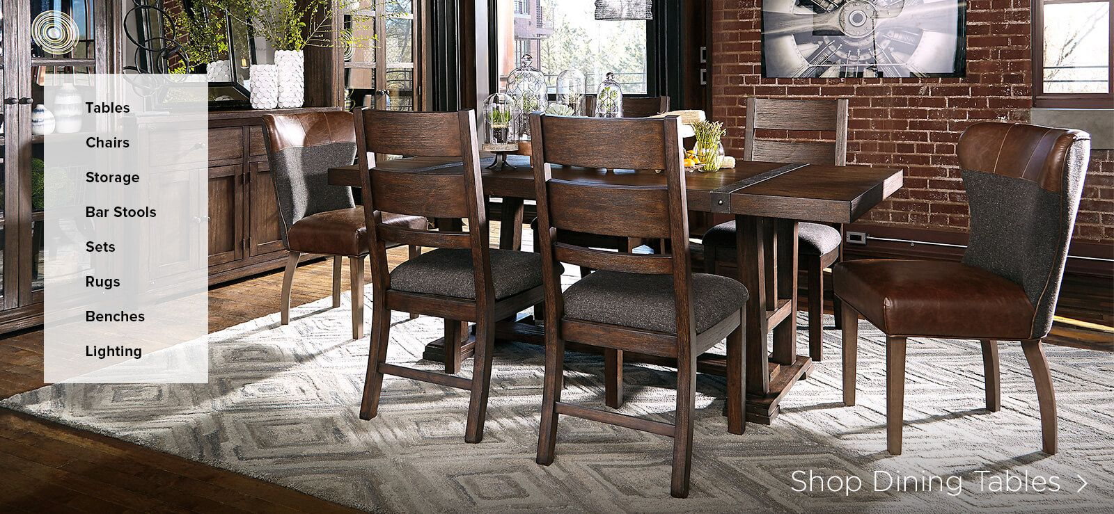 Ashley Furniture Dining Room Sets Sale Modern Vintage Furniture