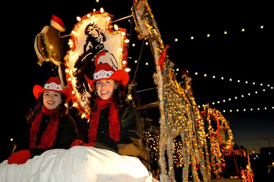 Cheyenne Christmas Parade 2012   Meanwhile In Cheyenne   Pinterest ...