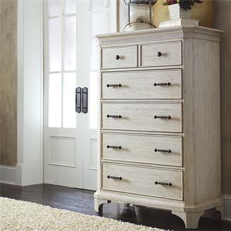 Aberdeen Five Drawer Chest I Riverside Furniture   Bedroom ...