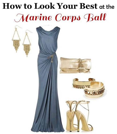 How To Look Your Best At The Marine Corps Ball Dress Ideas For Usmc Do S And Don Ts