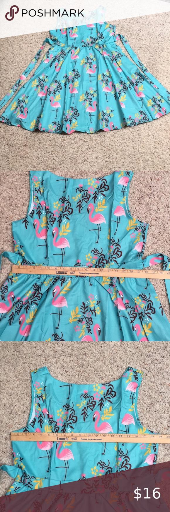 Beautiful Vintage Swing Tropical Dress 2x Beautiful Summer Dresses Dresses 2x Tropical Dress [ 1740 x 580 Pixel ]