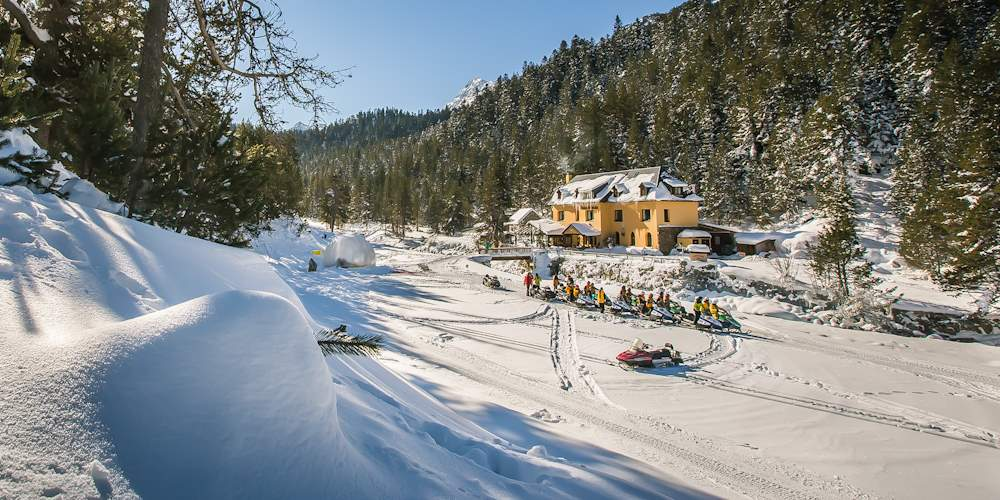 De Termas Por Los Pirineos Balneario De Panticosa Estaciones De Esqui Termas