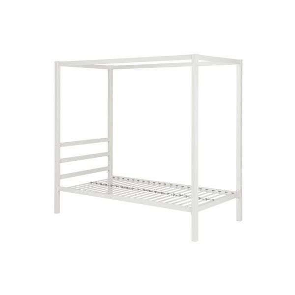 Ainsworth Canopy Bed Twin Daybed With Trundle Daybed