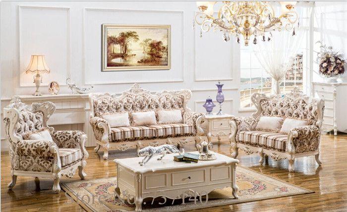 Fesselnd Holz Und Echtes Leder Wohnzimmer Sets Sitzgruppe Wohnzimmer Möbel Luxus Wohnzimmer  Sets Einkäufer Großhandelspreis