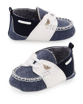 751e6e358c75 Soft Colorblock Baby Shoe