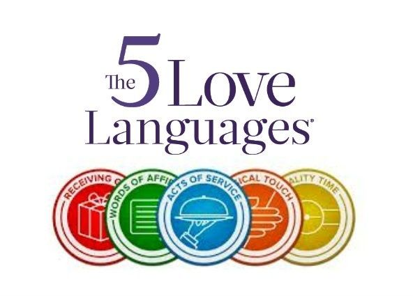 Under the Oaks blog: September Book Review : The 5 Love Languages #bookreview