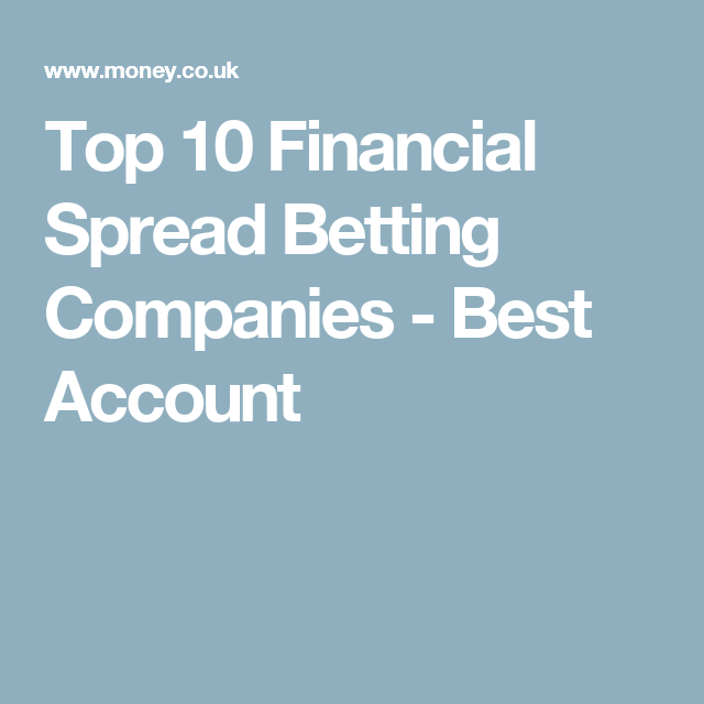 Spread betting offers accounting cherry trade binary options hours