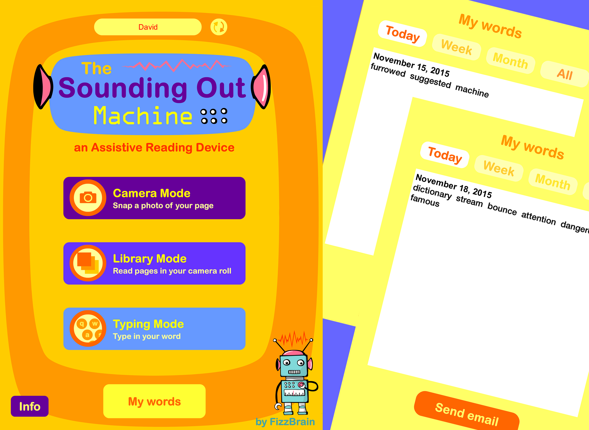 The Sounding Out Machine Is The First Assistive Reading