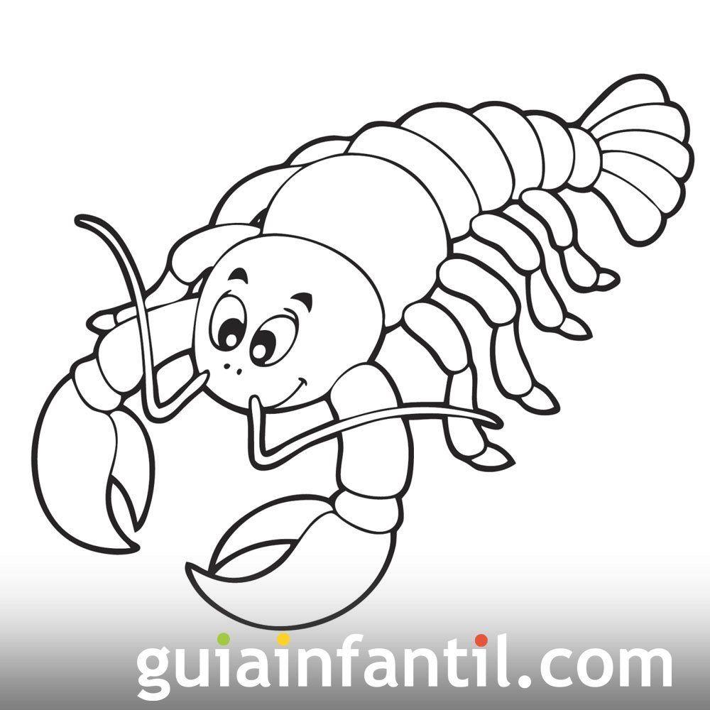 Dibujos De Animales Del Oceano Para Imprimir Y Colorear Dibujos De Animales Animales Del Oceano Dibujos