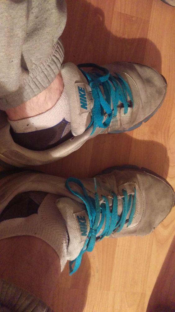 Nike Air Max Sneaker Schuhe. Gr. Eur 42 . gay. heavy used