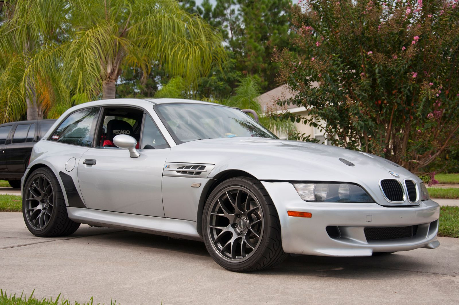 Z3m With Bmw Wheels And Custom Front Bumper Clown Shoe