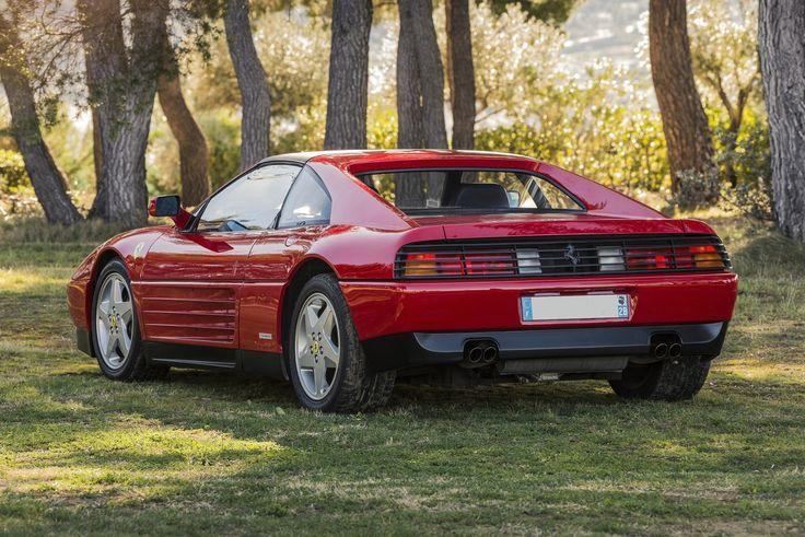 1989 Ferrari 348 Ts Classic Driver Market Rms Pinterest