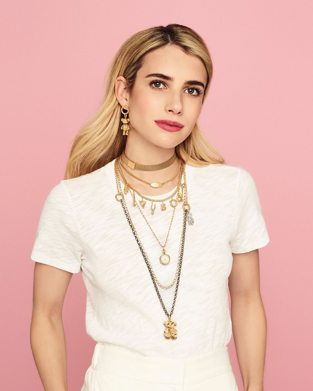 Catalog Brand Tous Emma Roberts Fall Winter 2019 Collection New