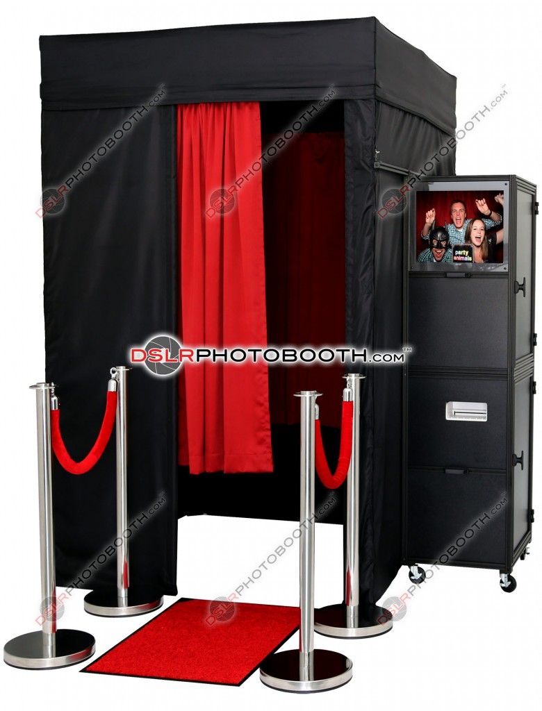 M: photo booth for sale