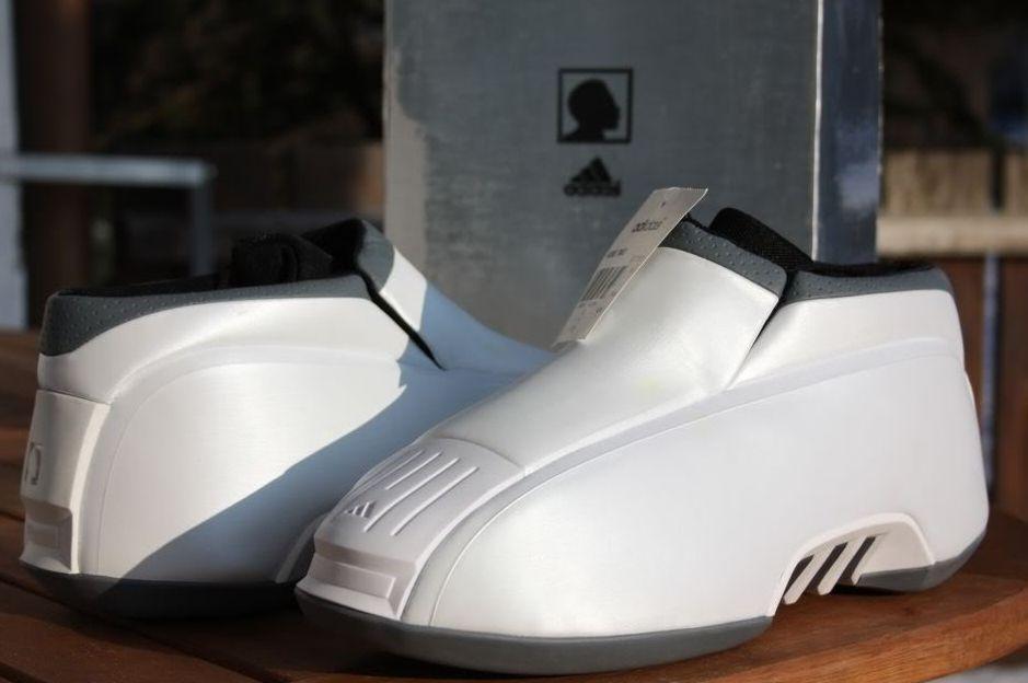 Adidas Kobe Two White Side Rear