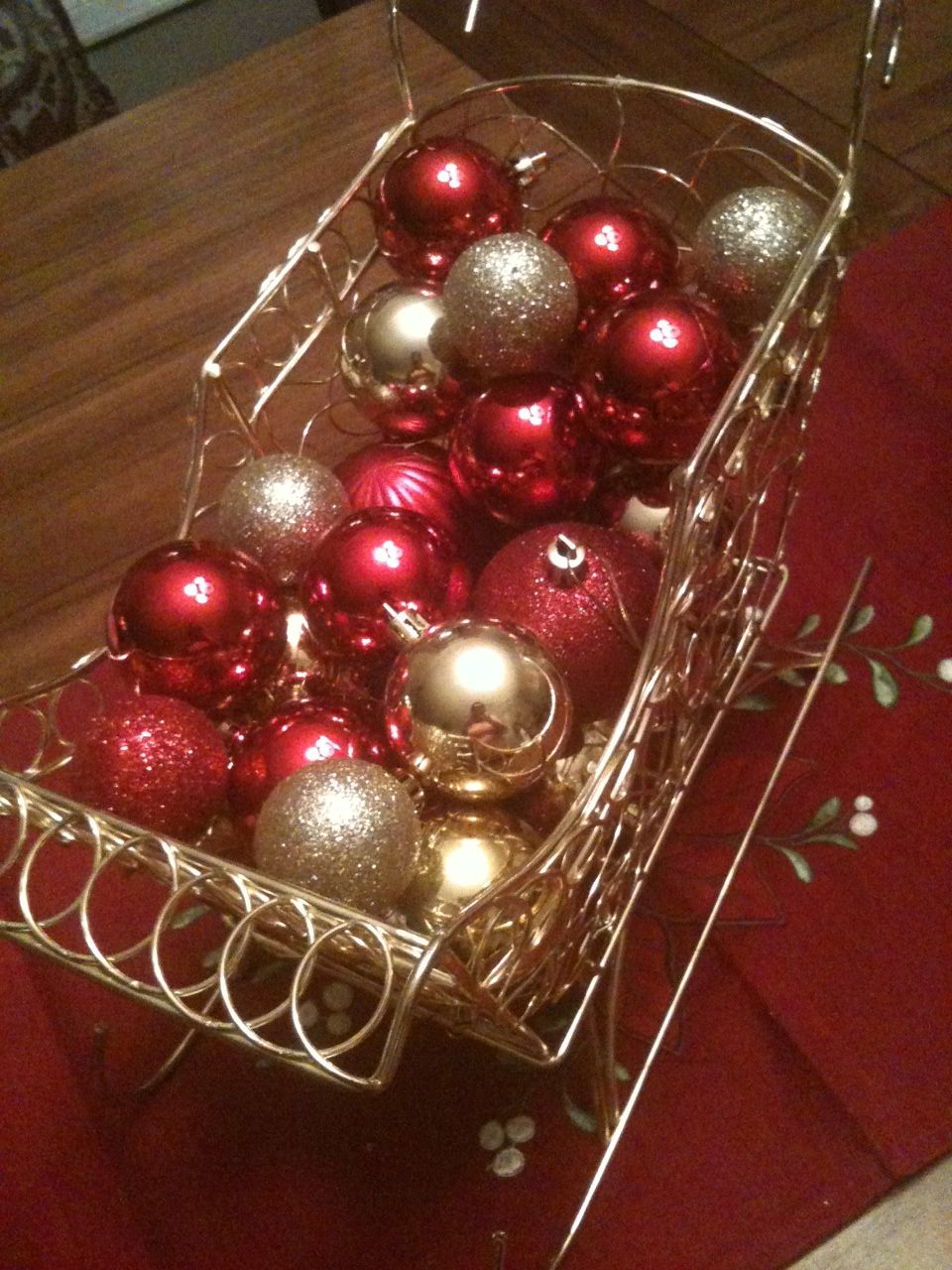 100+ [ Christmas Centerpieces On A Budget ] | Best 25 Cheap Table ...
