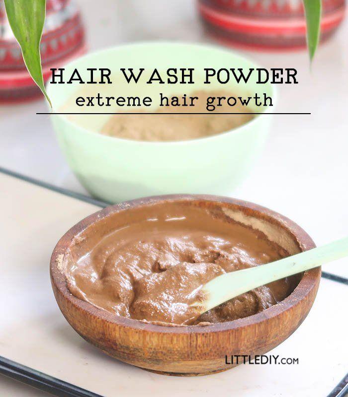 HERBAL HAIR WASH POWDER FOR EXTREME HAIR GROWTH  LITTLE DIY  HERBAL HAIR WASH POWDER FOR EXTREME HAIR GROWTH