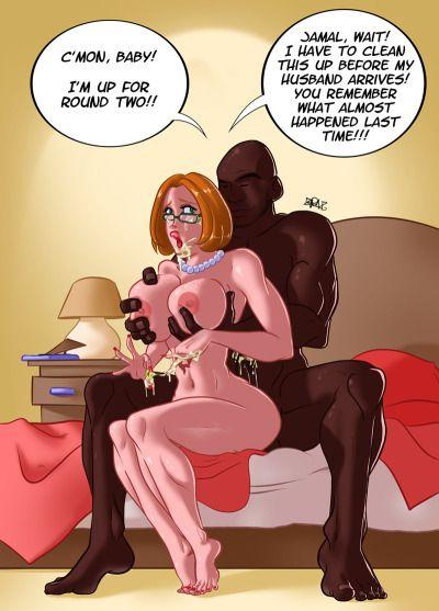 black lover supergirl hentia
