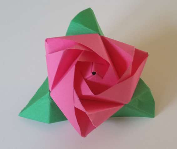 Inspirational Origami Rose Box Instructions Best Photos For World