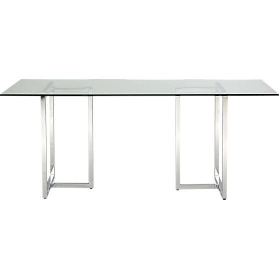 Silverado Rectangular Dining Table Rectangular Dining Table