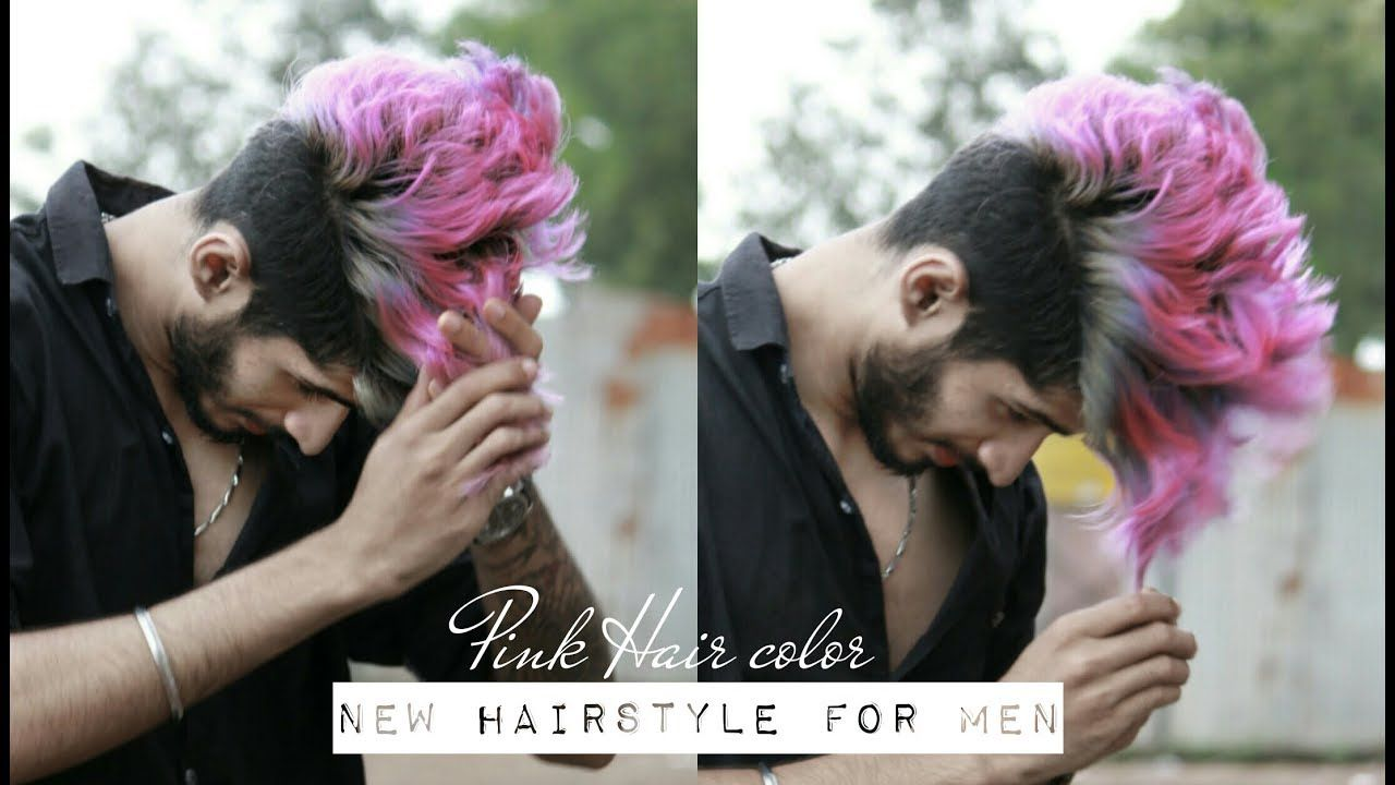 Haircuts for men near me new sexiest hairstyle men  baby pink hair color  haircut