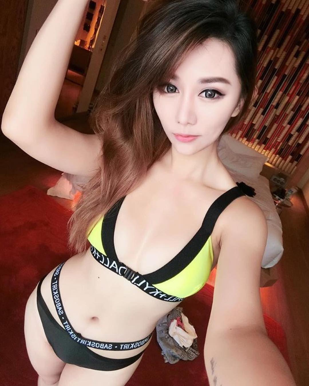 Asian bikini hotties