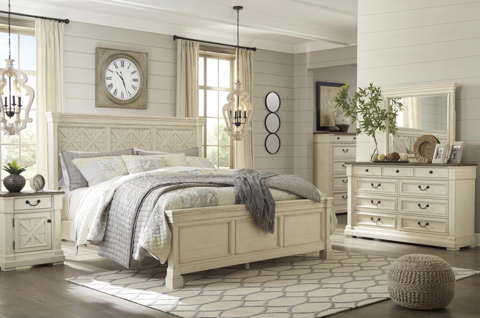 Best Bolanburg 4 Piece Panel Bedroom Set In 2020 Bedroom Set Bedroom Furniture Sets Ashley 400 x 300